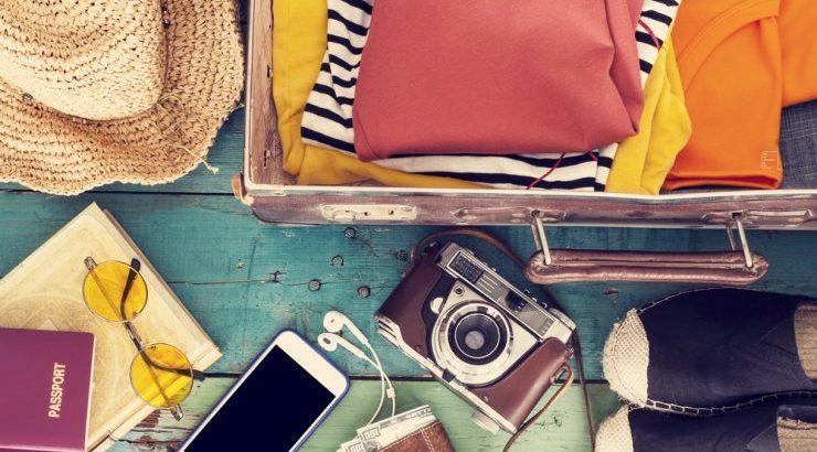 poslat kufr na dovolenou